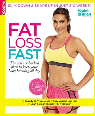 Health & Fitness Fat Loss Fast digital cover