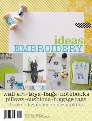 Ideas Embroidery digital subscription