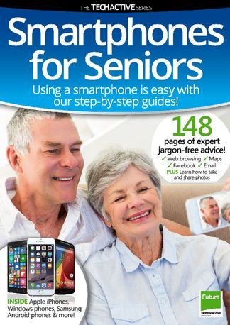 Smartphones for Seniors digital cover