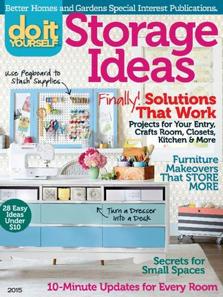 Do It Yourself Storage 2015 digital cover