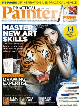 Practical Painter digital cover