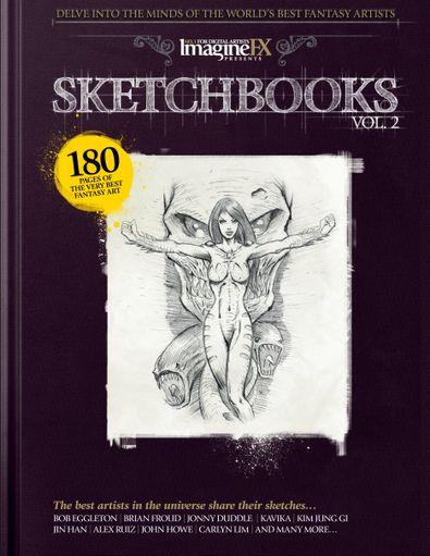Sketchbooks digital cover