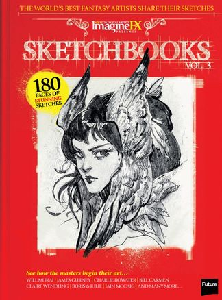Sketchbooks digital cover