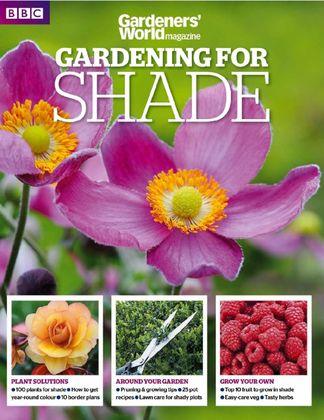 Gardeners' World Magazine - GARDENING FOR SHADE digital cover