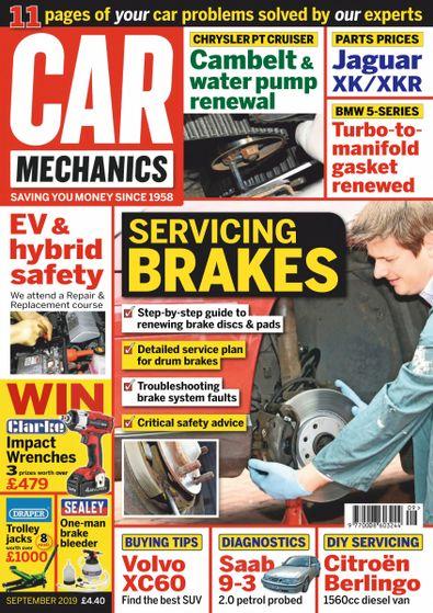 Car Mechanics digital cover
