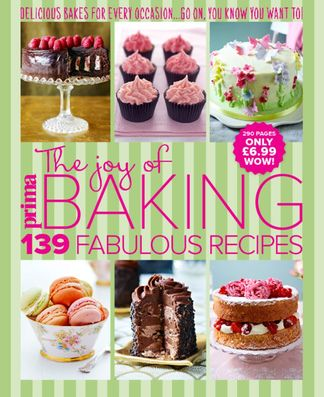 Prima The Joy of Baking digital cover