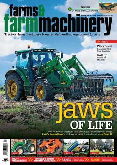 Farms and Farm Machinery digital cover