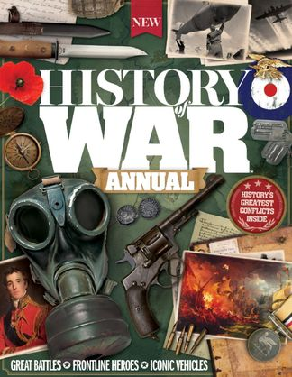 History Of War Annual digital subscription