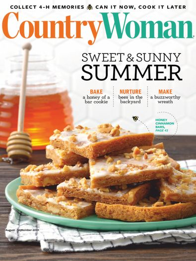 Country Woman digital cover