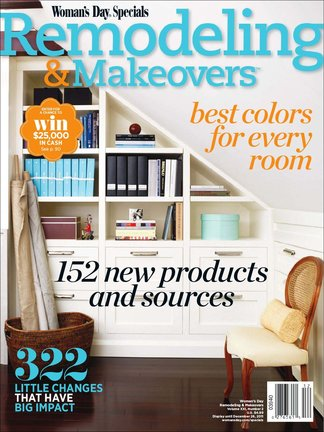 Remodeling & Makeovers digital cover