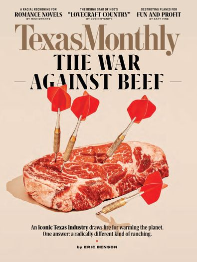 Texas Monthly digital cover