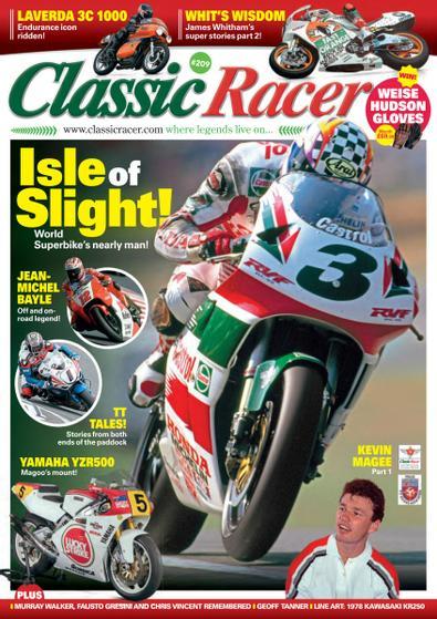 Classic Racer digital cover