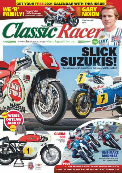 Classic Racer digital cover