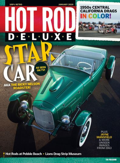 Hot Rod Deluxe digital cover