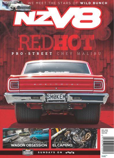 NZV8 digital cover