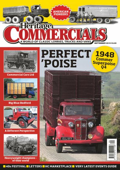 Heritage Commercials digital cover