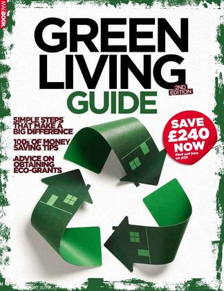 Green Living Guide digital subscription