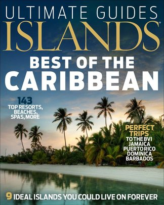 Islands Ultimate Caribbean Guide digital subscription