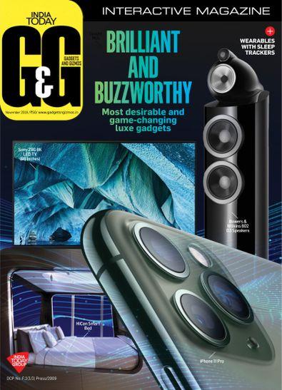 Gadgets & Gizmos digital cover
