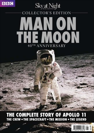 Man on The Moon Collector's Edition digital subscription
