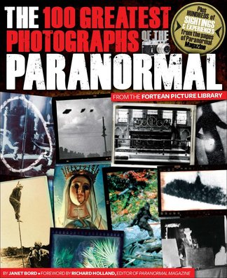 The 100 Greatest Photographs of the Paranormal digital cover