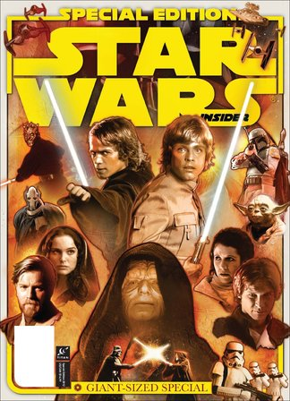 Star Wars Souvenir Special digital cover