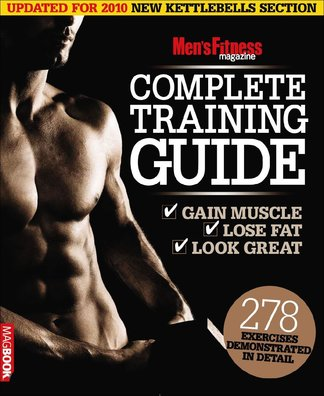 Men's Fitness Complete Training Guide 2nd edition digital cover