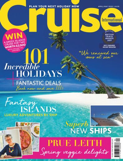 Cruise International digital cover