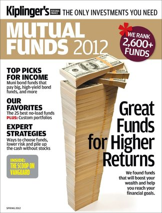 Kiplinger's Mutual Funds digital cover