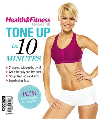 Health & Fitness Tone up in 10 Minutes digital cover