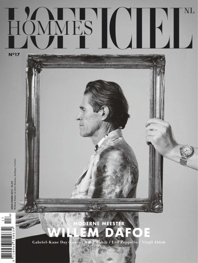 L'Officiel Hommes NL digital cover