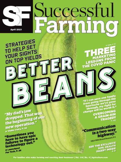 Successful Farming digital cover