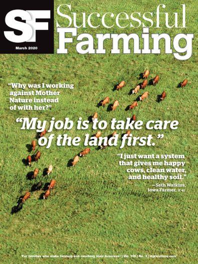 Successful Farming digital cover
