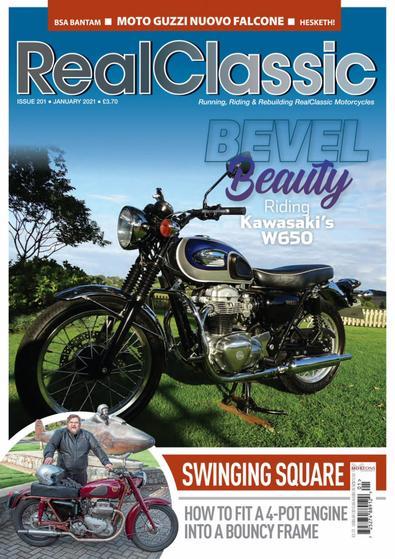 RealClassic digital cover