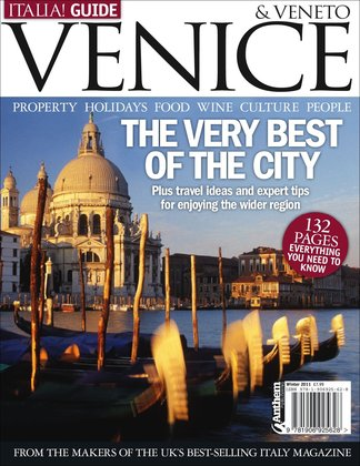 Italia! Guide to Venice & Veneto digital cover