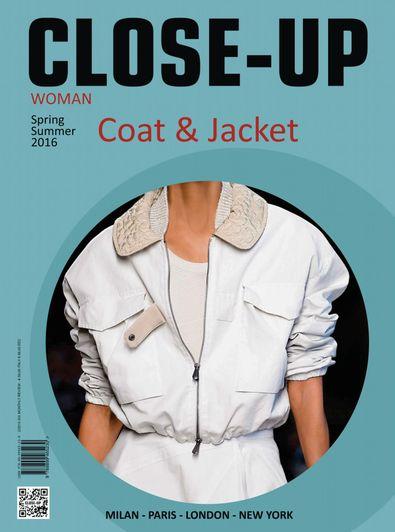 Close-Up Coat&Jacket Women digital cover