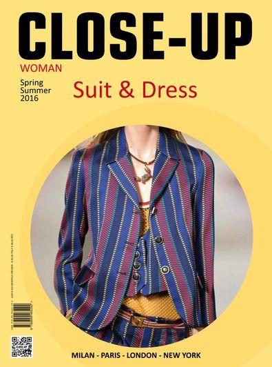 Close-Up Suit&Dress Women digital cover