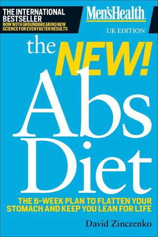 Men's Health - The New Abs Diet digital cover