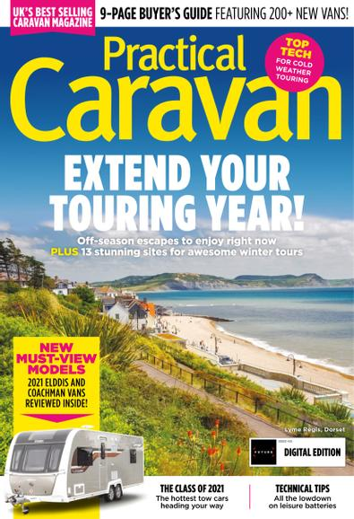 Practical Caravan digital cover