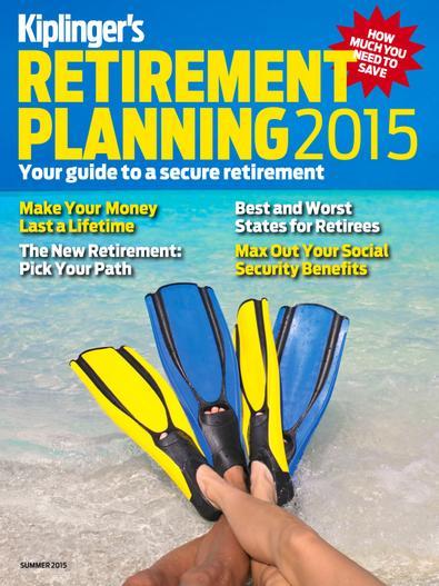 Kiplinger's Retirement Planning digital cover