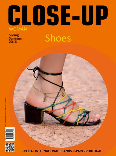 Close-Up Shoes Women digital cover