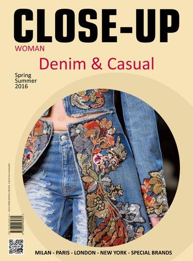 Close-Up Denim&Casual Women digital cover
