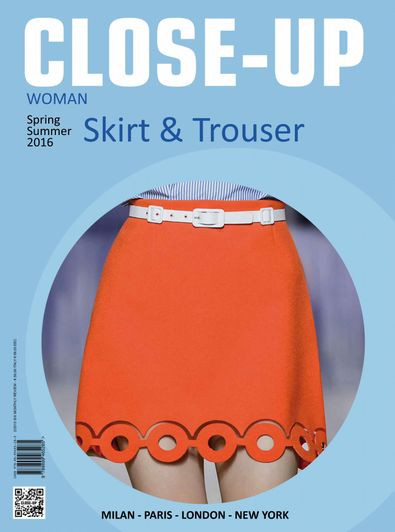 Close-Up Skirt&Trousers Women digital cover