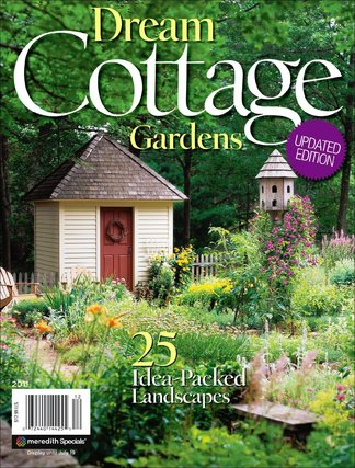 Dream Cottage Gardens digital cover