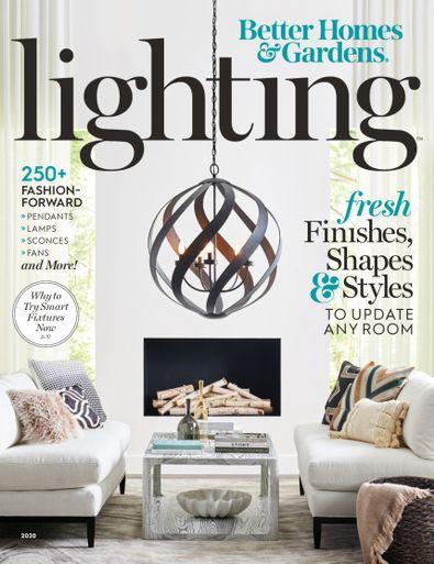 Lighting digital cover