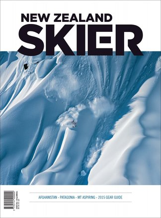 New Zealand Skier digital cover