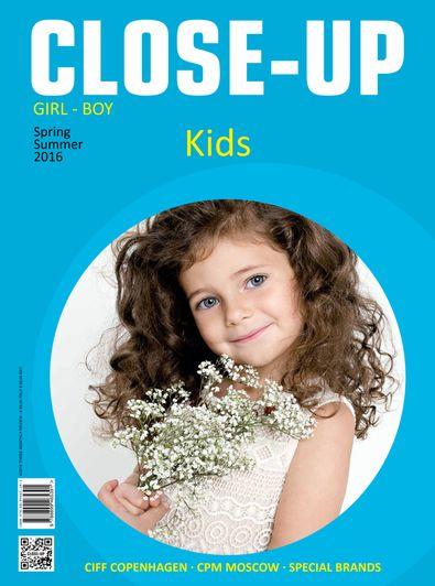 CLOSE-UP KIDS digital cover
