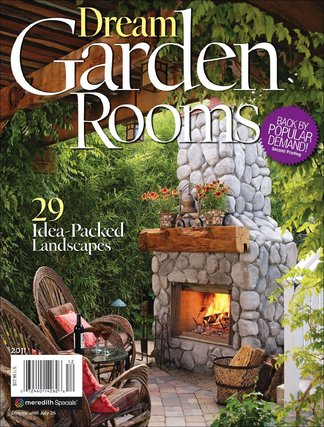 Dream Garden Rooms digital cover