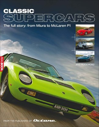 Classic Supercars digital cover
