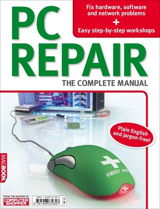 PC Repair: The Complete Manual digital cover